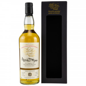 Glenburgie 1998/2019 21 Jahre Cask No. 900887 (The Single Malts of Scotland)