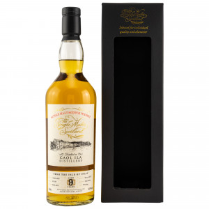 Caol Ila 2009/2019 9 Jahre Cask No. 316101 (The Single Malts of Scotland)