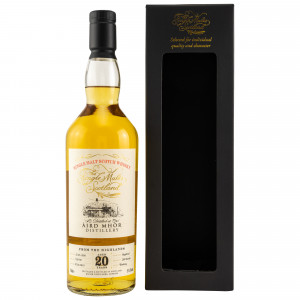 Ardmore 1998/2019 20 Jahre Cask No. 750790 (The Single Malts of Scotland)