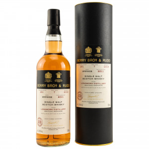 Longmorn 2011/2019 7 Jahre Cask Nr. 261 Pomerol Wine Finish (Berry Bros & Rudd)