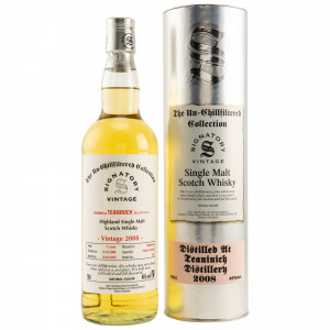 Teaninich 2008/2019 Cask No. 702613+702614 (Signatory Un-Chillfiltered)