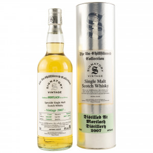 Mortlach 2007/2019 Cask No. 304917+304918 (Signatory Un-Chillfiltered)