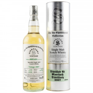 Mortlach 2007/2020 12 Jahre Casks No. 304874+304875 (Signatory Un-Chillfiltered Collection)