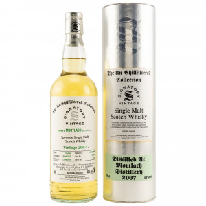 Mortlach 2007/2019 Cask No. 304912 (Signatory Un-Chillfiltered Collection)