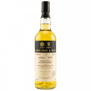 Glen Elgin 2008/2019 10 Jahre Cask No. 805327 (Berry Bros and Rudd)