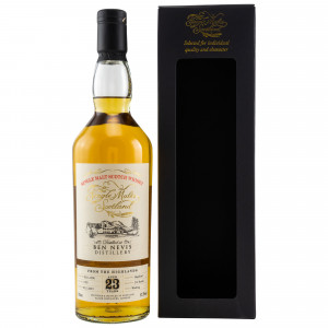 Ben Nevis 1996/2019 23 Jahre Cask Nr. 1783 (Single Malts of Scotland)