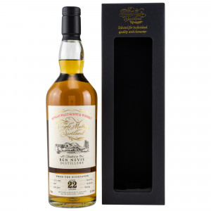 Ben Nevis 1996/2019 22 Jahre Cask Nr. 2019 (Single Malts of Scotland)