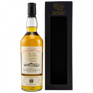 Bruichladdich 1992/2019 26 Jahre Cask No. 3843 (Single Malts of Scotland)