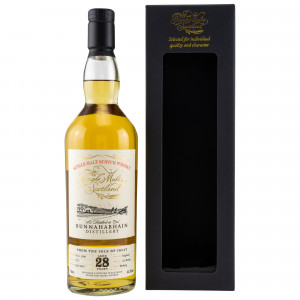 Bunnahabhain 1990/2019 28 Jahre Cask Nr. 7727 (Single Malts of Scotland)