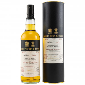 Glen Moray 2007/2019 12 Jahre Single Cask No. 5130 (Berry Bros and Rudd)