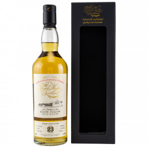 Glen Elgin 1995/2019 23 Jahre Cask Nr. 3200 (Single Malts of Scotland)