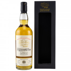 Imperial 1994/2019 24 Jahre Cask Nr. 5869 (Single Malts of Scotland)