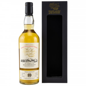Miltonduff 1999/2019 20 Jahre Cask Nr. 5014 (Single Malts of Scotland)