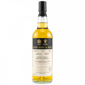 Inchgower 2009/2019 10 Jahre Cask No. 803609 (Berry Bros & Rudd)
