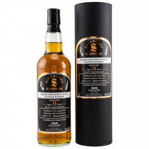 Ballechin 2008/2019 Sherry Cask No.199 (Signatory Un-Chillfiltered)