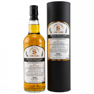 Glenburgie 2007/2019 Sherry Butt No. 900078 (Signatory Vintage)