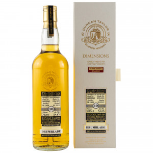 Drumblade Sherry 2008/2019 10 Jahre Dimensions Single Cask No. 14900062 (Duncan Taylor)