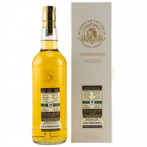 Glenrothes 2009/2019 - 9 Jahre Dimensions (Duncan Taylor)