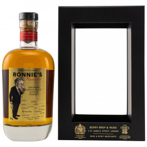 Ronnies Reserve 1975/2019 Single Cask No. 10619 (Berry Bros & Rudd)