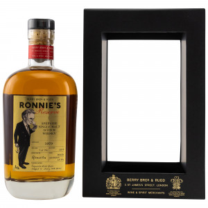 Ronnies Reserve 1979/2019 Single Cask No. 5454 (Berry Bros & Rudd)