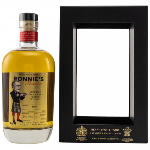 Ronnies Reserve 1995/2019 Single Cask No. 12040 (Berry Bros & Rudd)