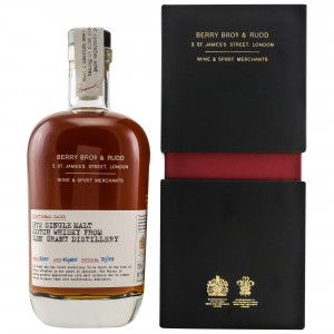 Glen Grant 1972 - 46 Jahre Cask No. 8240 (Berry Bros and Rudd)