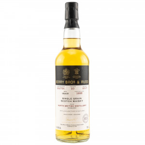 North British 1996/2017 20 Jahre Cask No. 224754 Single Grain (Berry Bros & Rudd)