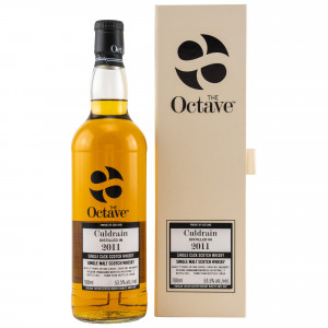 Culdrain 2011/2018 7 Jahre The Octave Single Cask No. 9618937 (Duncan Taylor)