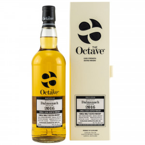 Dalmunach 2016/2020 - 3 Jahre The Octave Single Cask No.10825819 bottled for whic.de (Duncan Taylor)