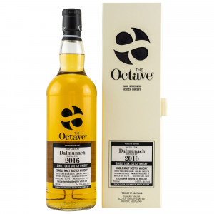 Dalmunach 2016/2020 - 3 Jahre The Octave Single Cask No.10825739 bottled for whic.de (Duncan Taylor)