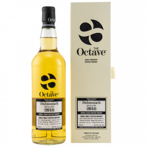 Dalmunach 2016/2019 - 3 Jahre The Octave Single Cask No.10825773