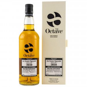 An Iconic Speyside Distillery 2010/2019 - 8 Jahre The Octave Cask No. 2923374