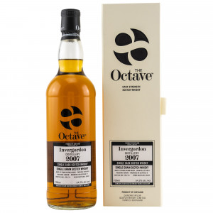 Invergordon 2007/2019 - 12 Jahre The Octave Cask No. 5221819
