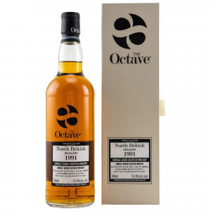 North British 1991/2017 26 Jahre The Octave Cask No. 5900053