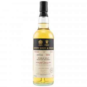 Glen Spey 2009/2019 10 Jahre Cask No. 804620 (Berry Bros & Rudd)