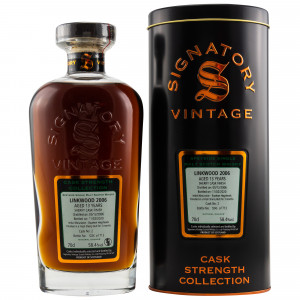 Linkwood 2006/2020 13 Jahre Single Cask Nr. 2 (Signatory Cask Strength Collection)