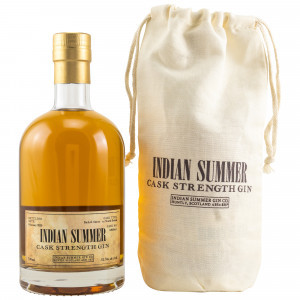 Indian Summer Cask Strength Gin Cask No. G802451
