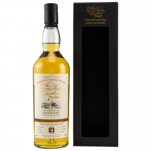 Ardmore 1998/2020 21 Jahre Cask No. 750788 (The Single Malts of Scotland)