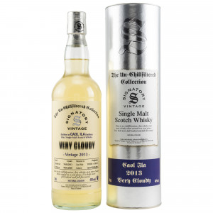 Caol Ila 2013/2020 - 6 Jahre Very Cloudy Casks No. 318592+318593 (Hogsheads) (Signatory Un-Chillfiltered)