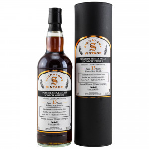 Linkwood 2006/2020 13 Jahre Sherry Butt No. 7 (Signatory Vintage)