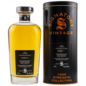 Dalmore 1992/2020 - 28 Jahre Bourbon Barrel No. 1746 (Signatory Vintage Cask Strength Collection)