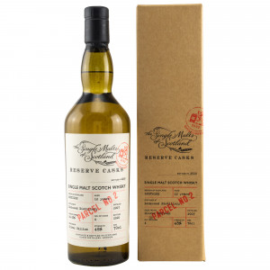 Linkwood 2007/2020 - 12 Jahre Reserve Casks (Single Malts of Scotland)