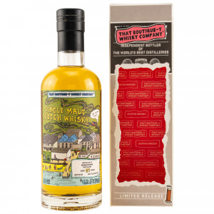 Bunnahabhain 27 Jahre Batch 18  (That Boutique-Y Whisky Company)