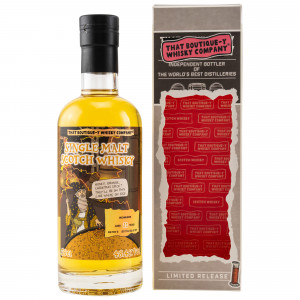 Inchmurrin 21 Jahre Batch 5 (That Boutique-Y Whisky Company)