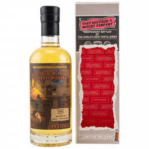 Teaninich 10 Jahre Batch 4 (That Boutique-y Whisky Company)