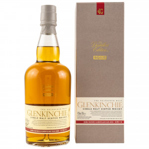 Glenkinchie Distillers Edition 2007/2019 Double Matured in Amontillado Sherry Casks