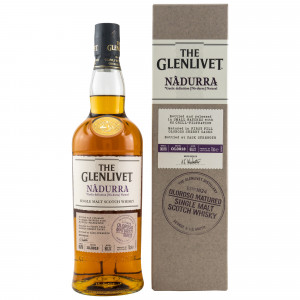 Glenlivet Nadurra Oloroso Cask Matured Batch OL0818