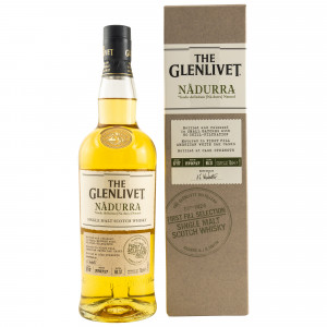 Glenlivet Nadurra First Fill American White Oak Casks Batch FF0717