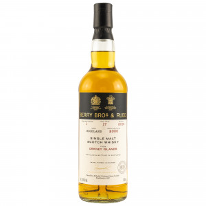 Orkney Islands 2000/2018 17 Jahre Cask No. 1 (Berry Bros and Rudd)