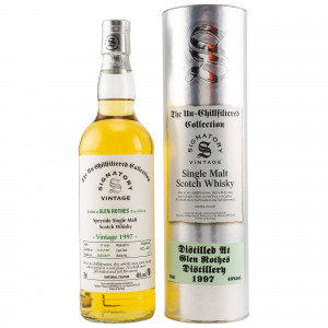 Glenrothes 1997/2019 Cask No. 4822+4823 (Hogsheads) (Signatory Un-Chillfiltered)